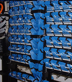 Data Center Cabling Contractors Structured Cabling And